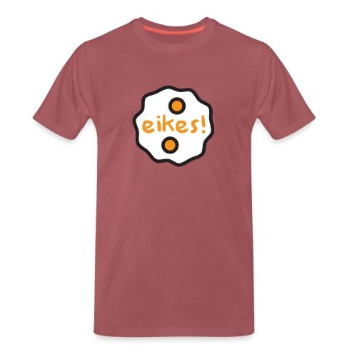 Eikes! - Mannen Premium T-shirt