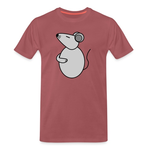 Rat - just Cool - c - Men's Premium T-Shirt