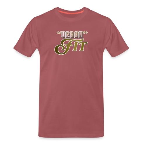 Urban Fit Logo - Men's Premium T-Shirt