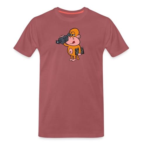 Vivir Rodando - Camiseta premium hombre