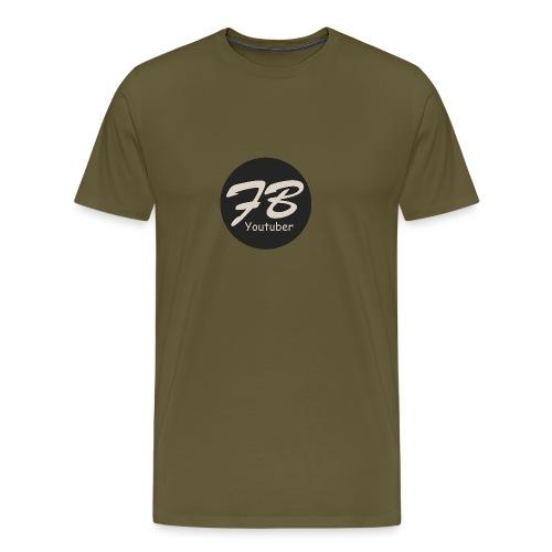 TSHIRT-YOUTUBER - Mannen Premium T-shirt