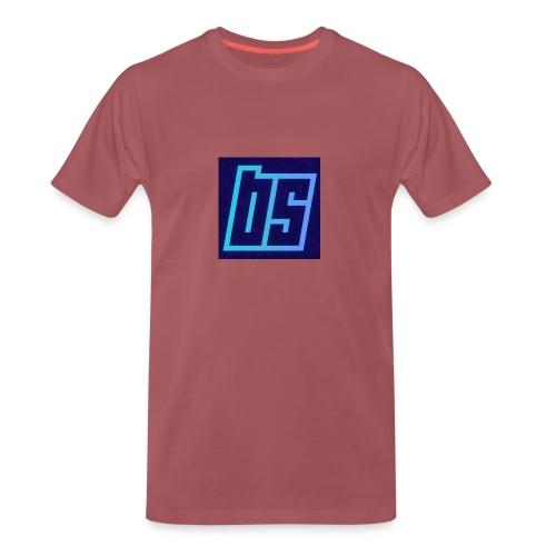 backgrounder_-17- - Men's Premium T-Shirt