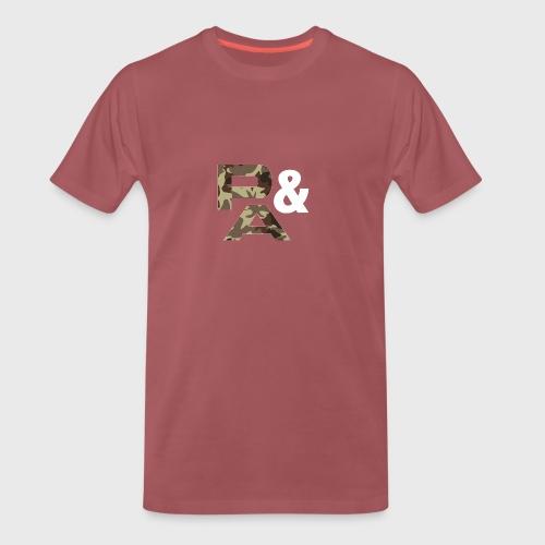TIRANTES P&A CAMU - Camiseta premium hombre