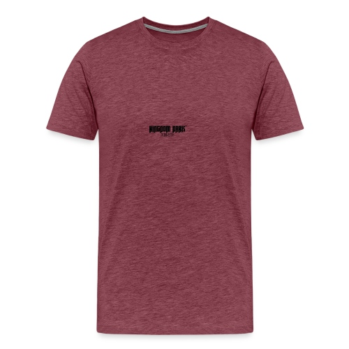 Logo_1 - T-shirt Premium Homme