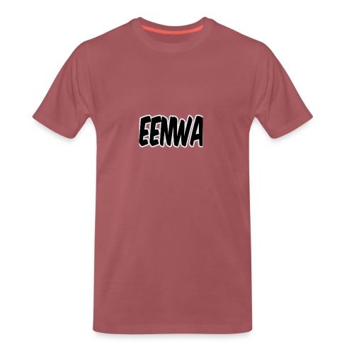 EENWA T-shirt - Mannen Premium T-shirt