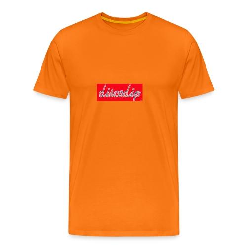 DISCODIP - Mannen Premium T-shirt