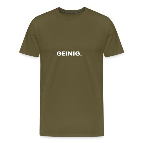 GEINIG. - Mannen Premium T-shirt