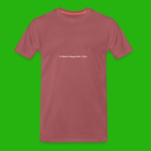Programming Get A Life - Men's Premium T-Shirt