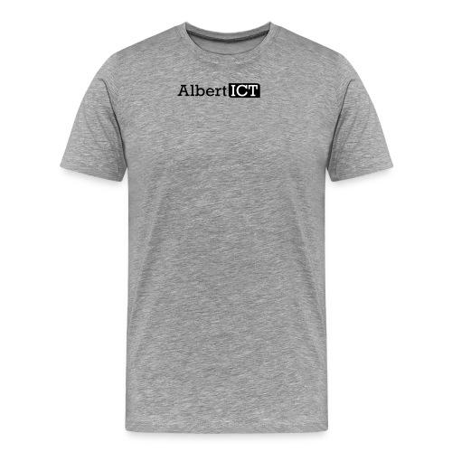 Logo_AlbertICT - Mannen Premium T-shirt