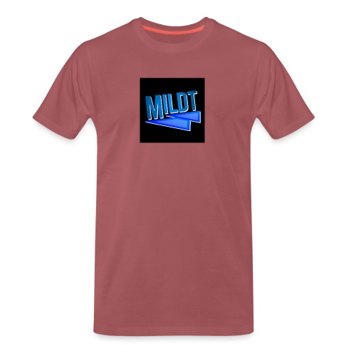 MILDT Muismat - Mannen Premium T-shirt