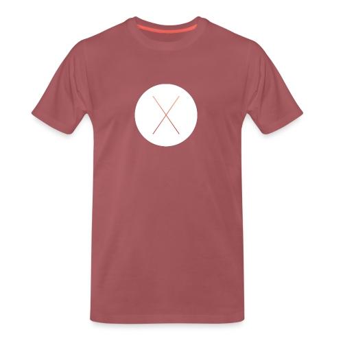 x design - Men's Premium T-Shirt