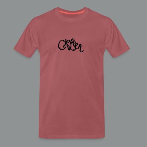 Kinder/ Tiener Shirt Unisex (rug) - Mannen Premium T-shirt