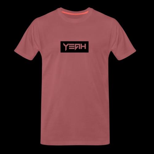 Yeah - Camiseta premium hombre
