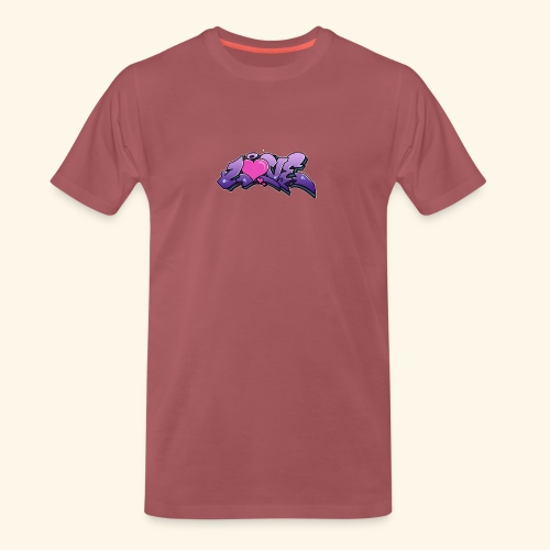 grafiti desing - Männer Premium T-Shirt