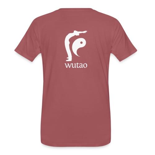 Wutao - T-shirt Premium Homme