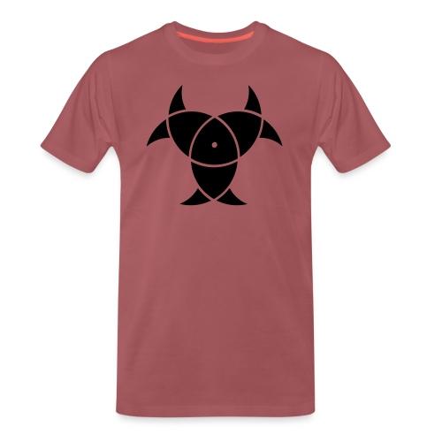 Hard Music Records icon - Men's Premium T-Shirt