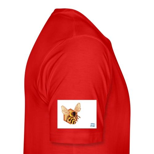 Bee United FNV - Mannen Premium T-shirt