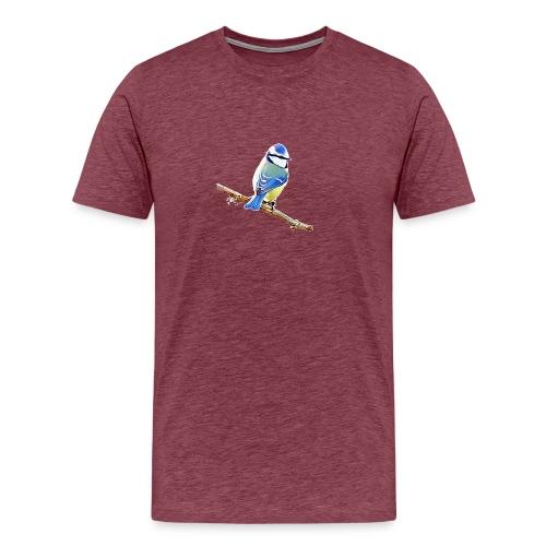 BlueTit - Mannen Premium T-shirt