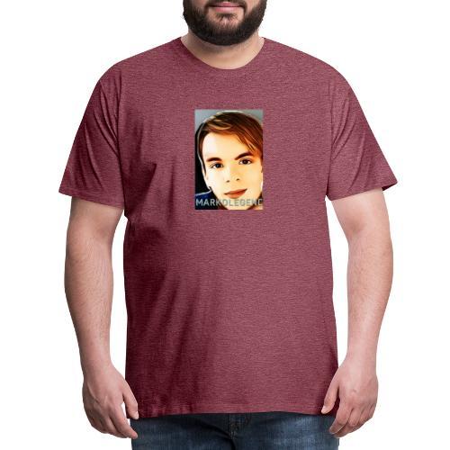 Markolegenden TikTok - Herre premium T-shirt