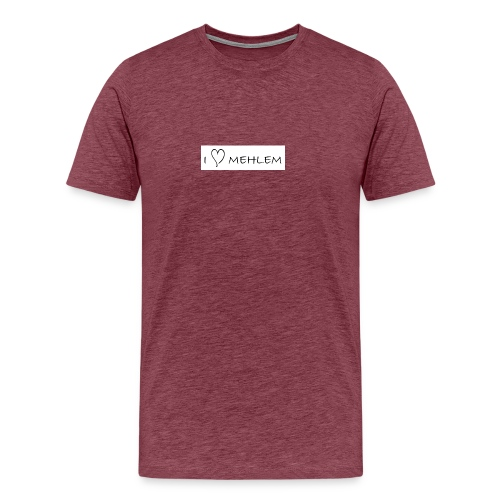 Mehlem JPG - Männer Premium T-Shirt