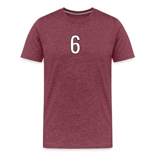 6 - Männer Premium T-Shirt