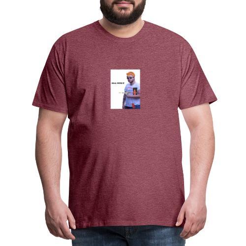 DealWithItJugg - Herre premium T-shirt