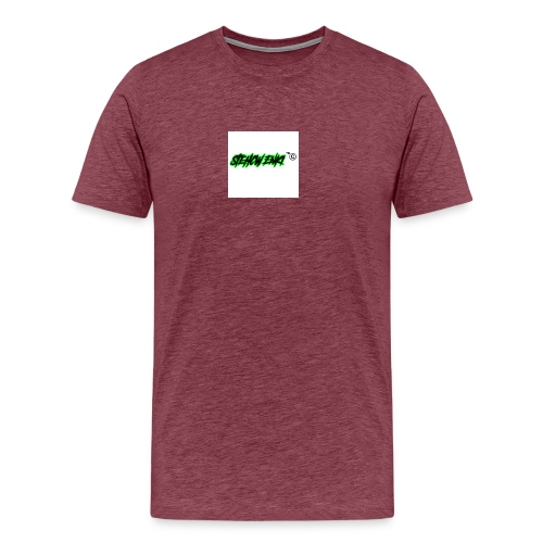SteHCW EnKi Sfondo Bianco - Maglietta Premium da uomo