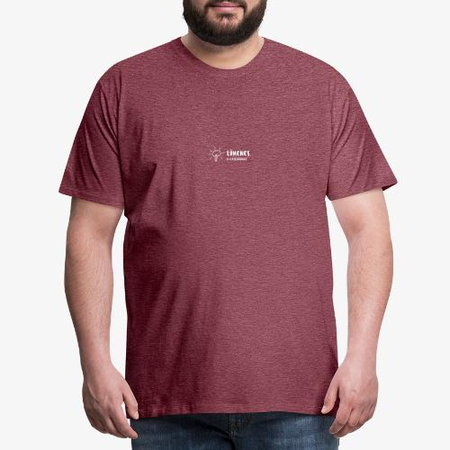 Lúmenes blancos - Camiseta premium hombre