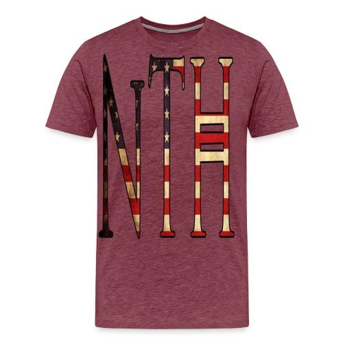 Nth4 - Men's Premium T-Shirt
