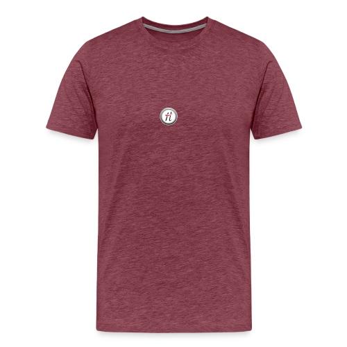namesfx logo png - Men's Premium T-Shirt