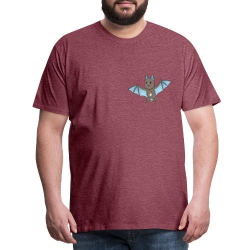 Bat Damon - Men's Premium T-Shirt