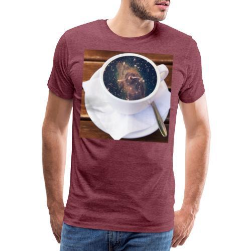 Café - T-shirt Premium Homme