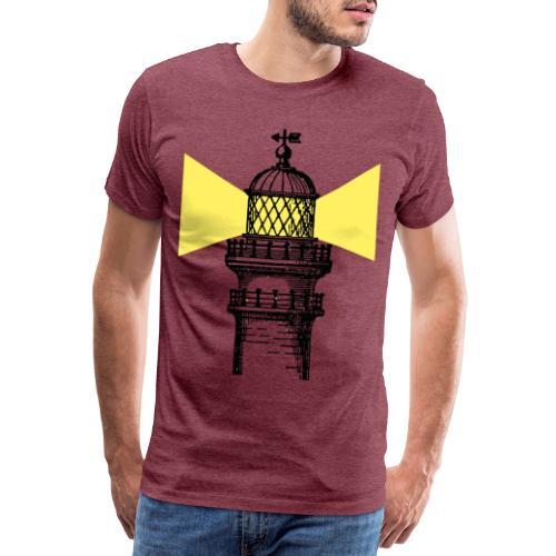 lighthouse - Camiseta premium hombre