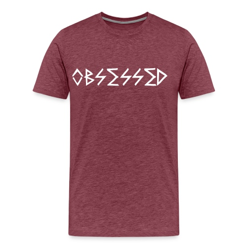 Obsessed of Work - AMBTN WEAR - Männer Premium T-Shirt