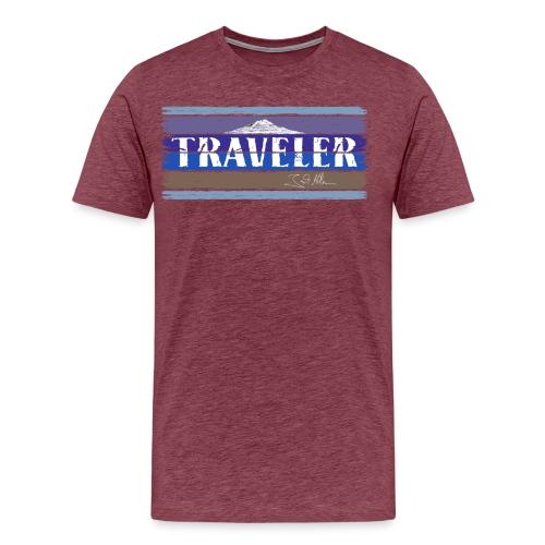 Jack McBannon - Traveler II - Männer Premium T-Shirt