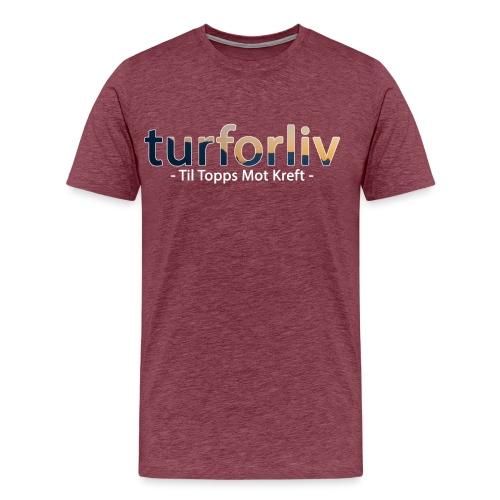 tiltopps - Premium T-skjorte for menn