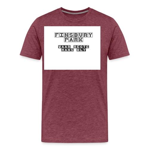 finsbury park - Men's Premium T-Shirt