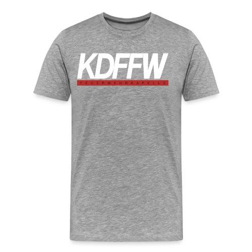 dunkel shirt png - Männer Premium T-Shirt