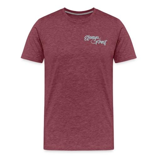 Dark Colors - Front&Back - Men's Premium T-Shirt