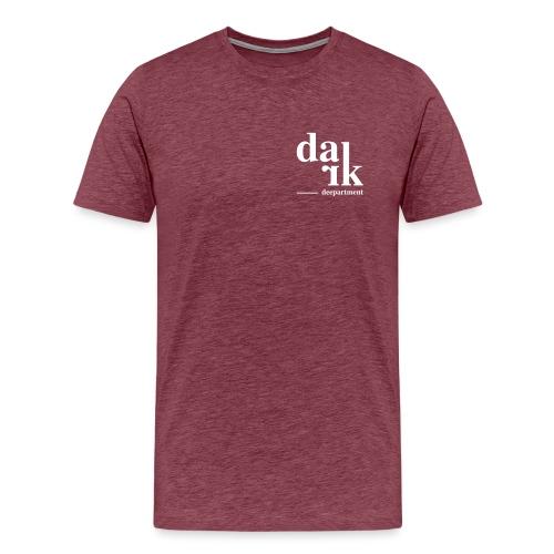 DARK Deepartment - T-shirt Premium Homme