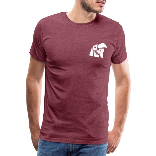 Oedwai Blanc - T-shirt Premium Homme