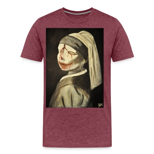 Deaths pearl - Männer Premium T-Shirt