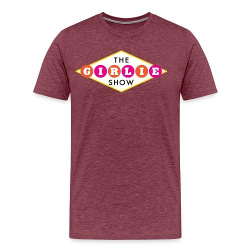 The Girlie Show 30 Rock - Men's Premium T-Shirt
