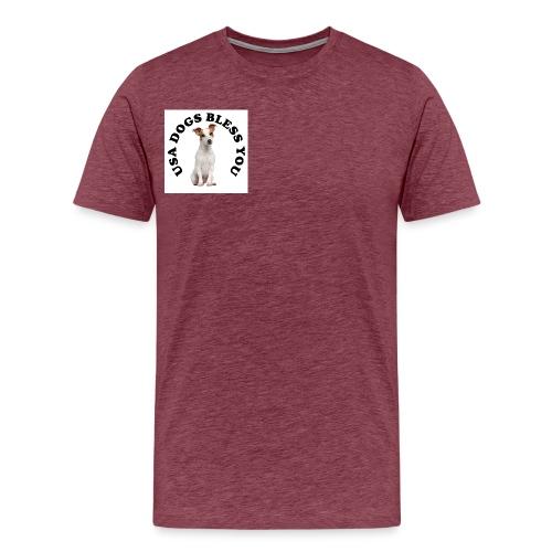 usadogsLOGO2 - Men's Premium T-Shirt