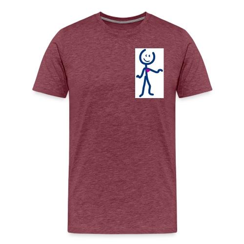 aidy adulte1 jpg - T-shirt Premium Homme