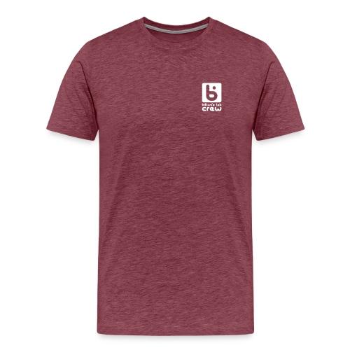 log crew red - Männer Premium T-Shirt