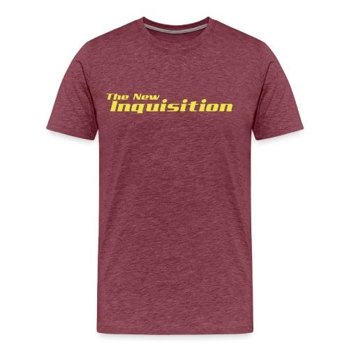 the new inquisition - Herre premium T-shirt