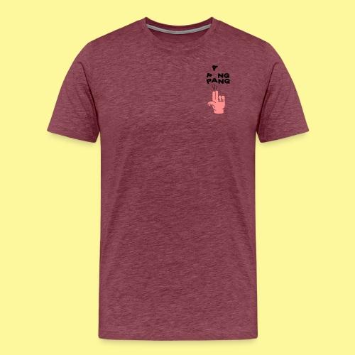 PangPang - Premium-T-shirt herr
