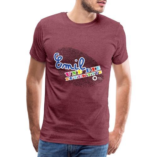 Emil und die Detektive - Männer Premium T-Shirt