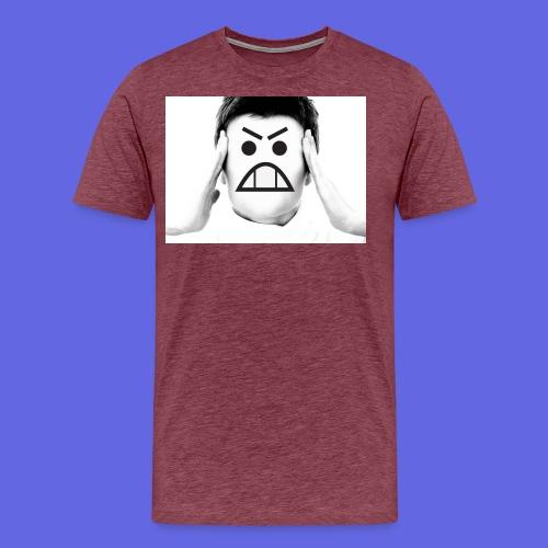 woman-1253505_1920.jpg - Männer Premium T-Shirt
